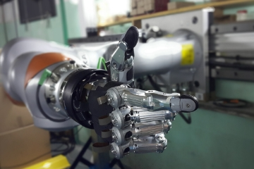 Stanowisko do badań interakcji człowiek – robot